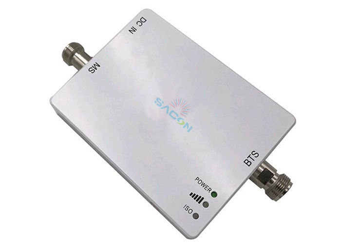 Indoor Mini 23dBm 3G Cell Phone Signal Boosters , Antenna Signal Amplifier High Gain